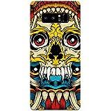 Samsung Note 8 Cases And Covers Tribal Art Traditional Skull Art Love For Tribal Art Designer Printed Hard Shell Case