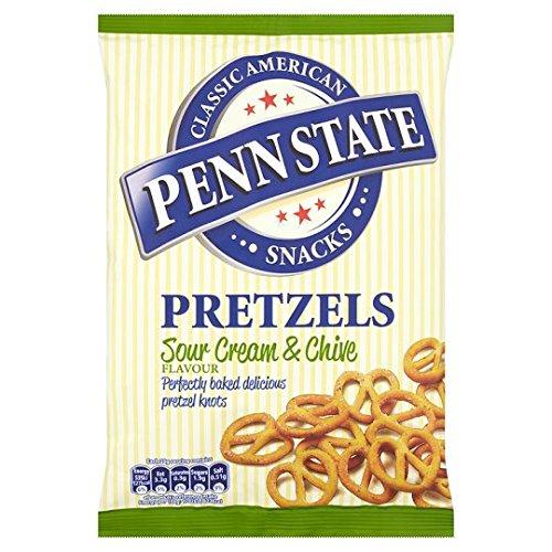 Penn State Crème sure et bretzels à la ciboulette 650gm