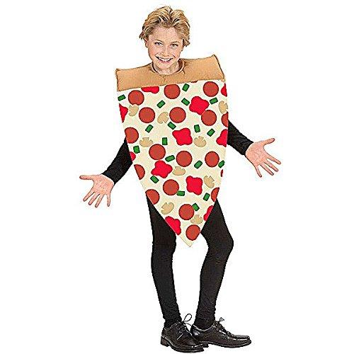 Imagen de rebanada de la pizza  niños disfraz  one size