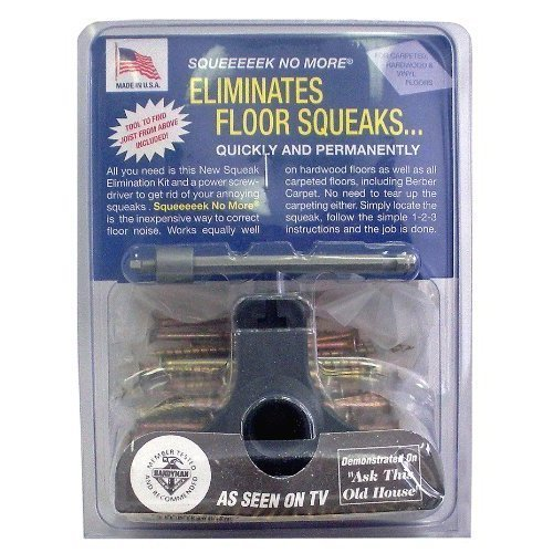 oberry-squeak-no-more-kit-stops-floor-squeaks-from-above-the-floor-additional-250-screws-300-total