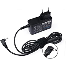 "TAIFU Cargador 12V 1,5A 18W adaptador de CA para HP Omni 10 Windows Tablet Acer Aspire Switch 10 (SW5-011), Switch 10 (SW5-012), Lenovo MIix 2 10 ""11"" Tableta PC Tab 888015461,HP Omni 10 5600US, 5600EG, 5610HD, 5620, F2l66aa; HP Pro 610 G1 G4T86UT G4T48UT G4T47UT 10.1 pulgadas Tableta PC Tab; HP Omni 10 5600eg / HP 10 Acer Iconia Tab W3-810, A100, A101, A200, A210, A211, A500, A501, Cordón de Packard Bell Libertad Tab G100 fuente de alimentación"