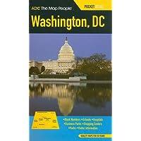 ADC The Map People Washington, DC Pocket