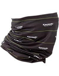Kawasaki KRT Neck Tube Manguera bufanda pañuelo Buff. NUEVO. Negro Verde