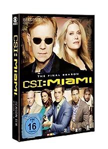 CSI: Miami - Season 10.2 (DVD)