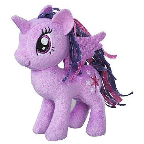 My Little Pony- Peluche de Twilight Sparkle (Hasbro C0101EU4)