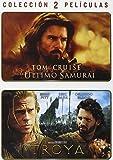 Pack El Ultimo Samurai + Troya [DVD]