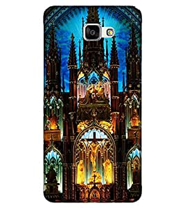 Takkloo Church Home of God Jesus,Christian god, mother of Jesus, Candle light in church) Printed Designer Back Case Cover for Samsung Galaxy A9 (2016) :: Samsung Galaxy A9 Pro (2016)