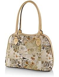 Daphne Women's Handbag(Xb17-0010Gl_1_Gold)