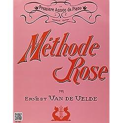 Méthode Rose 1ère année (version traditionnelle)