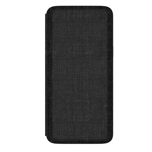 Image of Speck Presidio Folio Case Schutzhülle mit Versteckten Kartensteckplatz für Samsung Galaxy S9 Plus - Schwarz/Schiefergrau