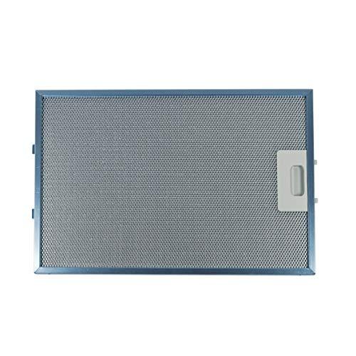 Fettfilter Metall Gitterfilter Filter Metallfettfilter Dunstabzugshaube ORIGINAL Bauknecht Whirlpool 480122102116