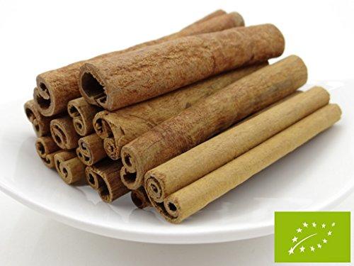 pikantum Bio Zimtstangen Cassia | 500g | höchste Qualitätsstufe - Cassia Vera AA | Cinnamomum cassia - Zimt-rinde-baum