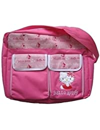 Hello Kitty Multi-functional Diaper Bag - Pink