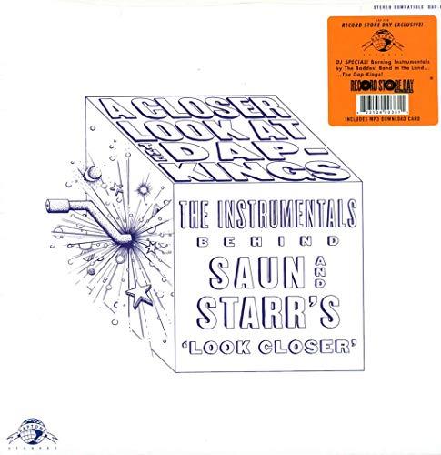 Look Closer-Instrumental Versions [Vinyl LP]