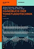 Handbuch der Tonstudiotechnik (set of 2) -