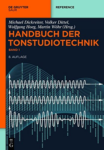 Engineering-handbuch (Handbuch der Tonstudiotechnik (set of 2))