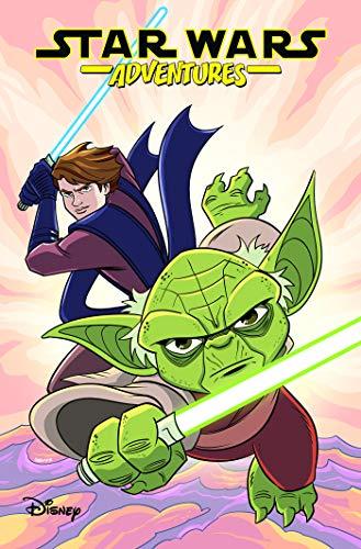 Star Wars Adventures Vol. 8: Defend the Republic! (Clone Wars Padme)