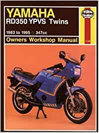 Buy Yamaha RD350 YPVS Twins: 1983 to 1995 (Owners' Workshop