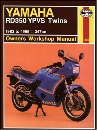 Yamaha Rd350 Ypvs Twins: 1983 to 1995 (Haynes Owners Workshop Manuals) por Pete Shoemark