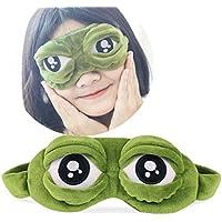 Amcool Nette Frosch 3D Schlafmaske Augenmaske Gepolsterte Schatten Augen Abdeckung preisvergleich bei billige-tabletten.eu
