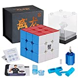 FAVNIC Weilong GTS3 M Speed Cube GTS V3 Magnetic 3x3 Magic Cube GTS 3 M Puzzle Cube GTS 3M Stickerless