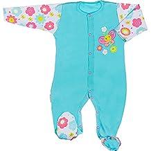 d8b11eb9bb Be Mammy Pelele Pijama Bebé Niña BEEK0014