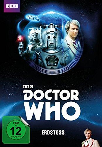 Doctor Who - Fünfter Doktor - Erdstoß (Uncut) [2 DVDs]