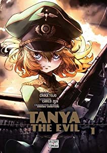 Tanya The Evil Edition simple Tome 1