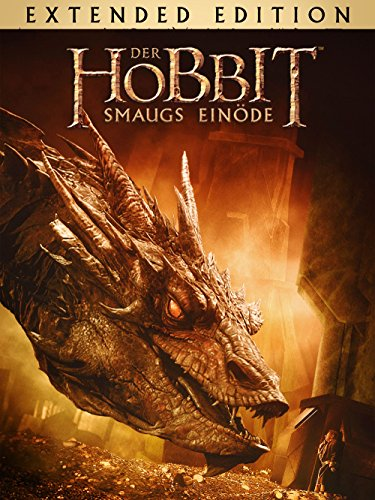 Der Hobbit: Smaugs Einöde - Extended Edition [dt./OV] Herr Der Ringe