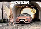 RIEGER EROTIC Kalender 2012 -