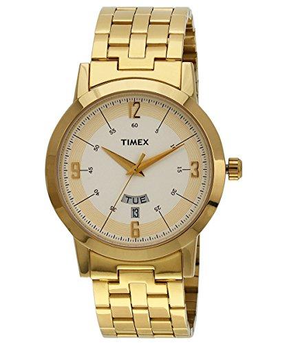 51 LV1NPj6L - Timex TI000T116 Classics Silver Mens watch