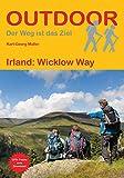 Irland: Wicklow Way (Outdoor Wanderführer)