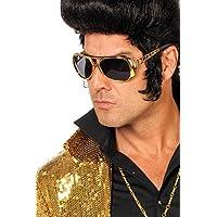 Brille Elvis, Gold