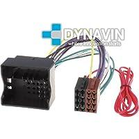 ISO-FIAT.2007 - Conector iso universal para instalar radios en Fiat.