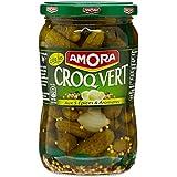Amora Cornichons 5 épices et Aromates 210g