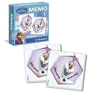 Clementoni Memo Games Frozen, 13497