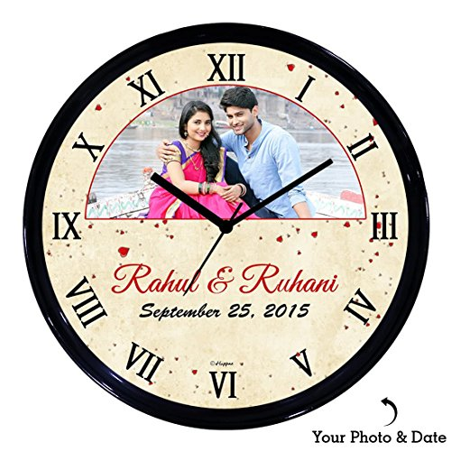 Personalised Clock: Buy Personalised Clock Online at Best Prices in ...
