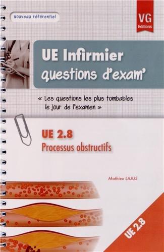 Ue 2.8 Processus obstructifs