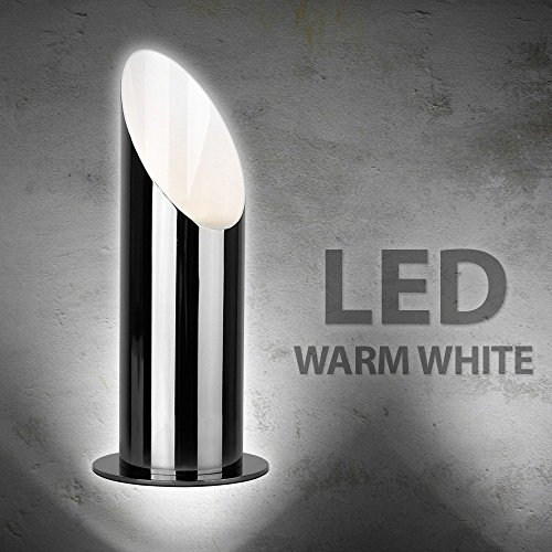 modern-black-chrome-table-floor-standing-uplighter-wall-wash-lamp-complete-with-thermal-plastic-5w-h