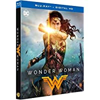 Wonder Woman - Blu-ray - DC COMICS