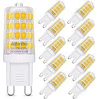 24x LUMIRA LED SMD Lampe GU10 5W 120° Spot Strahler Leuchte 400 Lumen Warmweiß