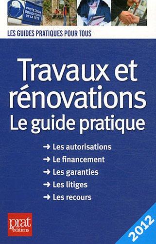 Travaux et rénovations 2012
