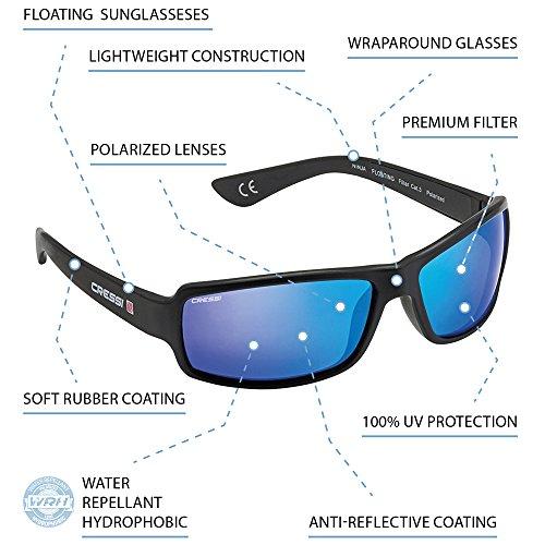 Zoom IMG-2 cressi ninja floating occhiali galleggianti