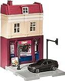 Herpa 800068 City: Döner Imbiss mit Porsche