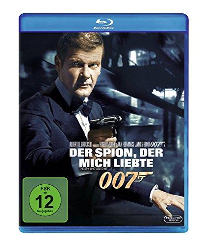 Bild von James Bond - Der Spion, der mich liebte [Blu-ray]
