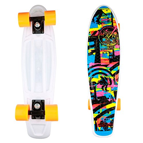 'Penny Board Maui Dark City 24""