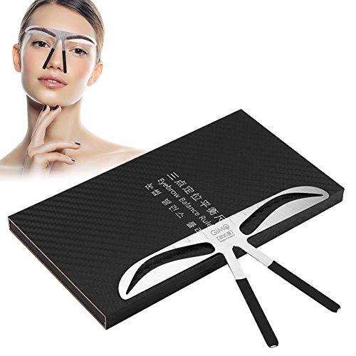 Augenbraue Lineal Augenbraue Messen Augenbrauen Machthaber, Dauerhafte Tätowierung Augenbraue Maß