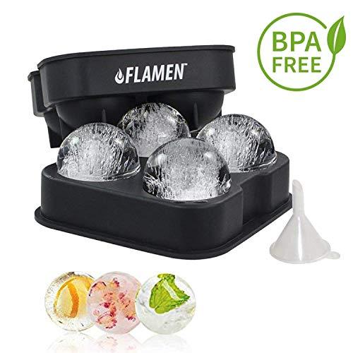 Moule à boules de glace rapidement retirables,...