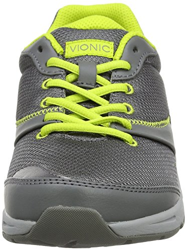 Vionic Kona, Chaussures Multisport Outdoor femme Gris (Grey)