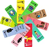 #7: To Be Continued Bookmarks Set Of 10